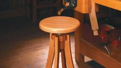 Season 13, Episode 11: Adjustable Stool