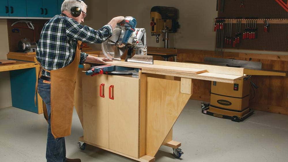The Best Miter Saw Stand