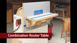 Season 11, Episode 5: Combination Router Table & Custom Molding