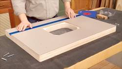 Season 11, Episode 7: Router Table Top