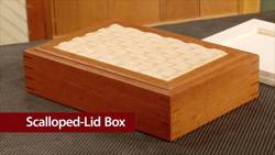 Season 11, Episode 8: Scalloped Lid Box