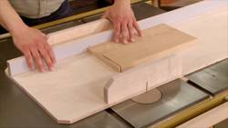 Season 11, Episode 11: Tray Centerpiece & Table Saw Sleds