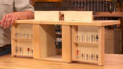Season 12, Episode 10: Compact Router Table