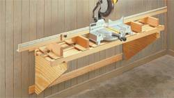 Season 3, Episode 11: Portable Precision Miter Saw Station