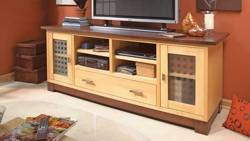 Season 7, Episode 2: Wide-Screen TV Cabinet