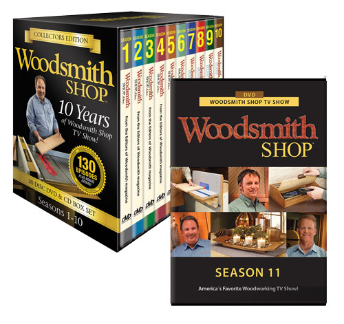 America's Favorite Woodworking TV Show